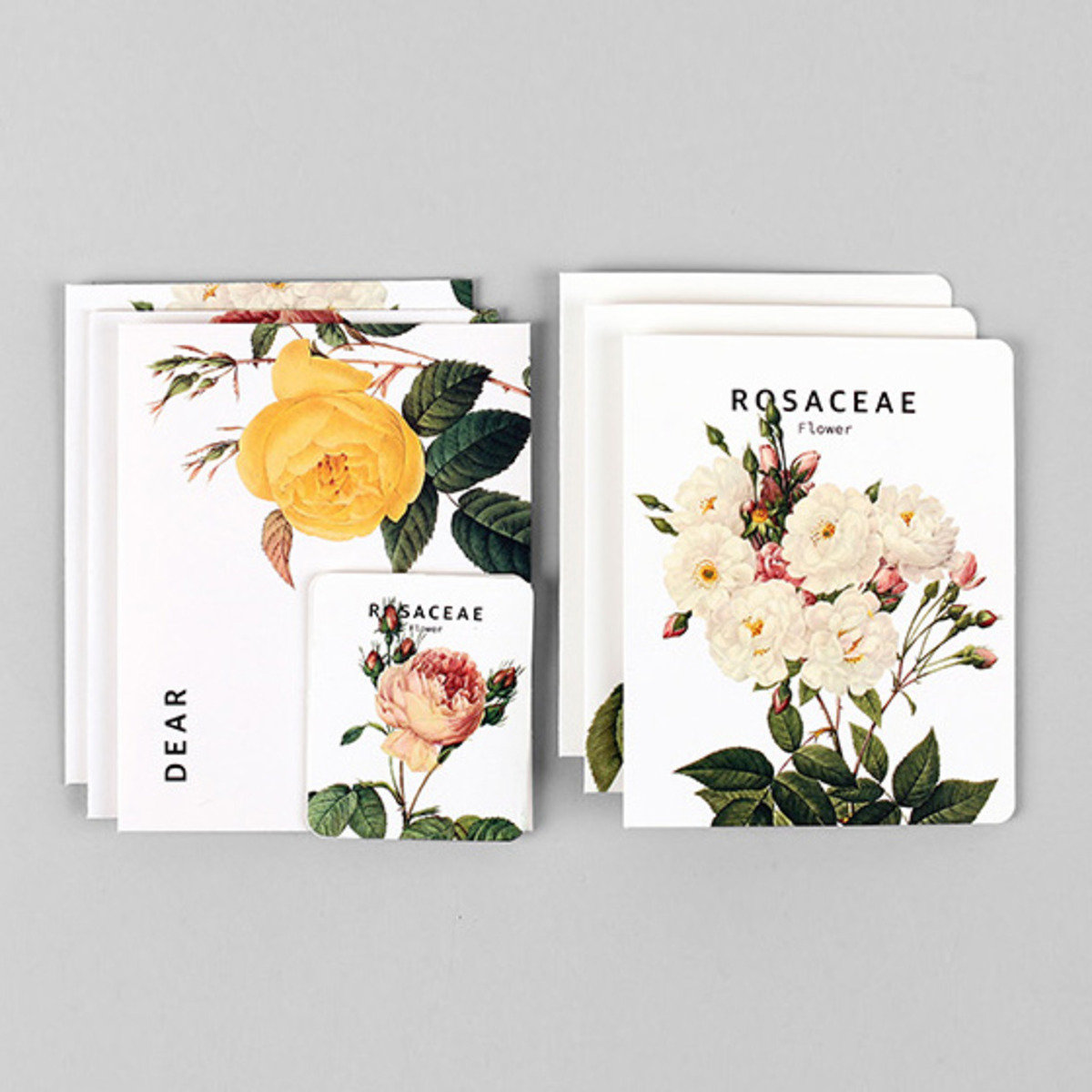 卡,信封,小卡套裝 08 Flower_nacoo_16961