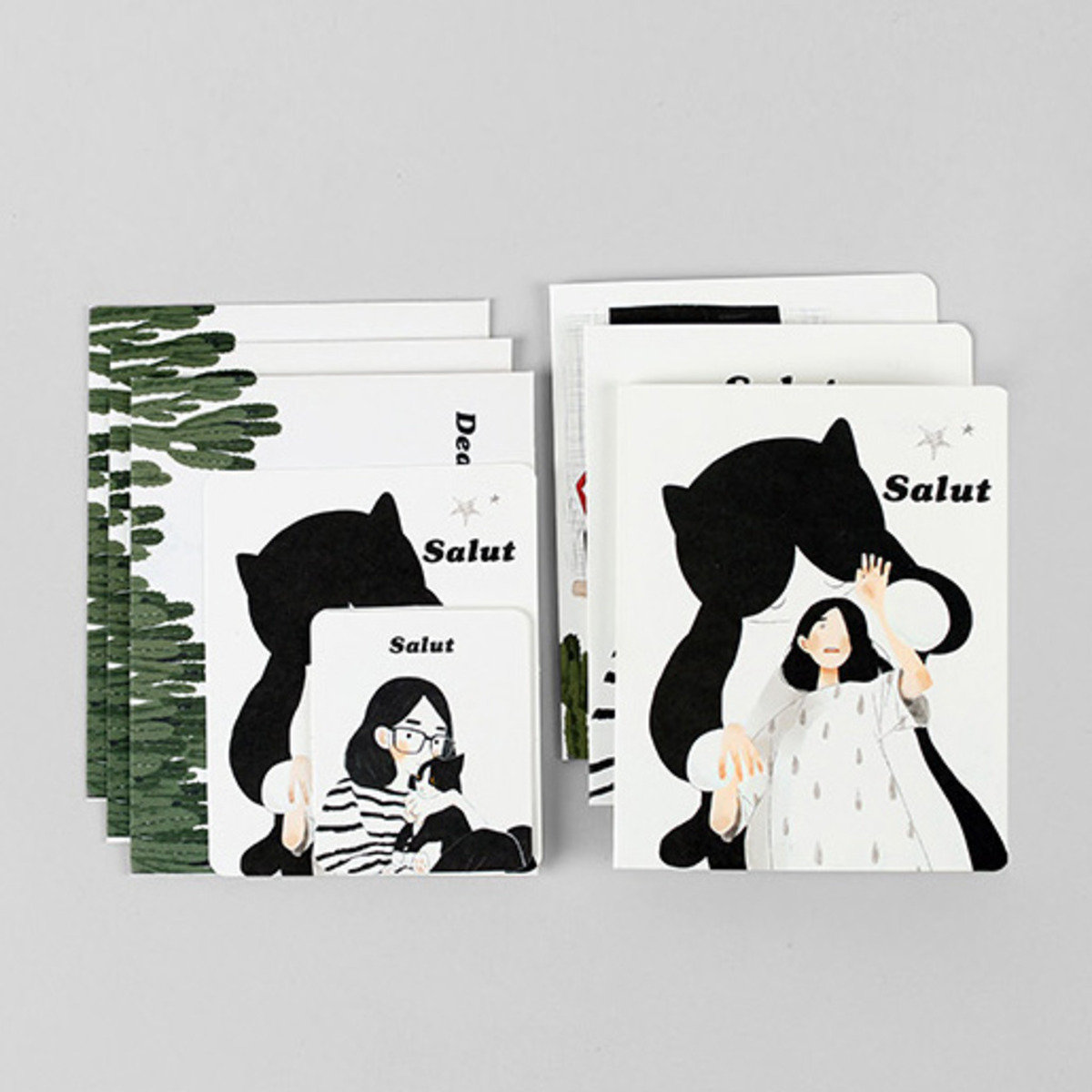 卡,信封,小卡套裝 06 Salut_nacoo_16963