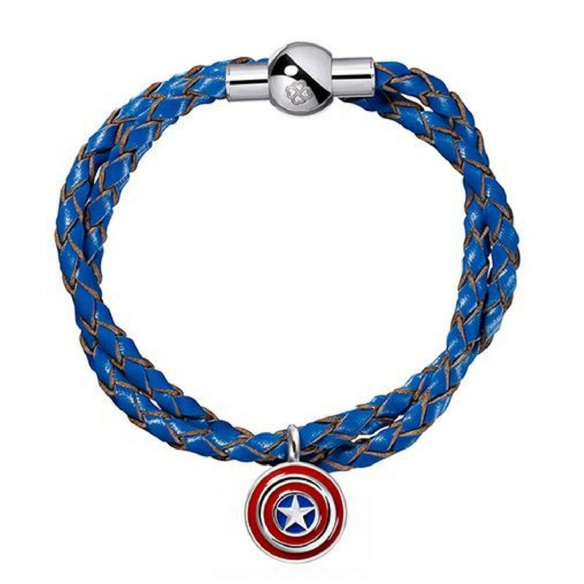 Avengers美國隊長皮手繩