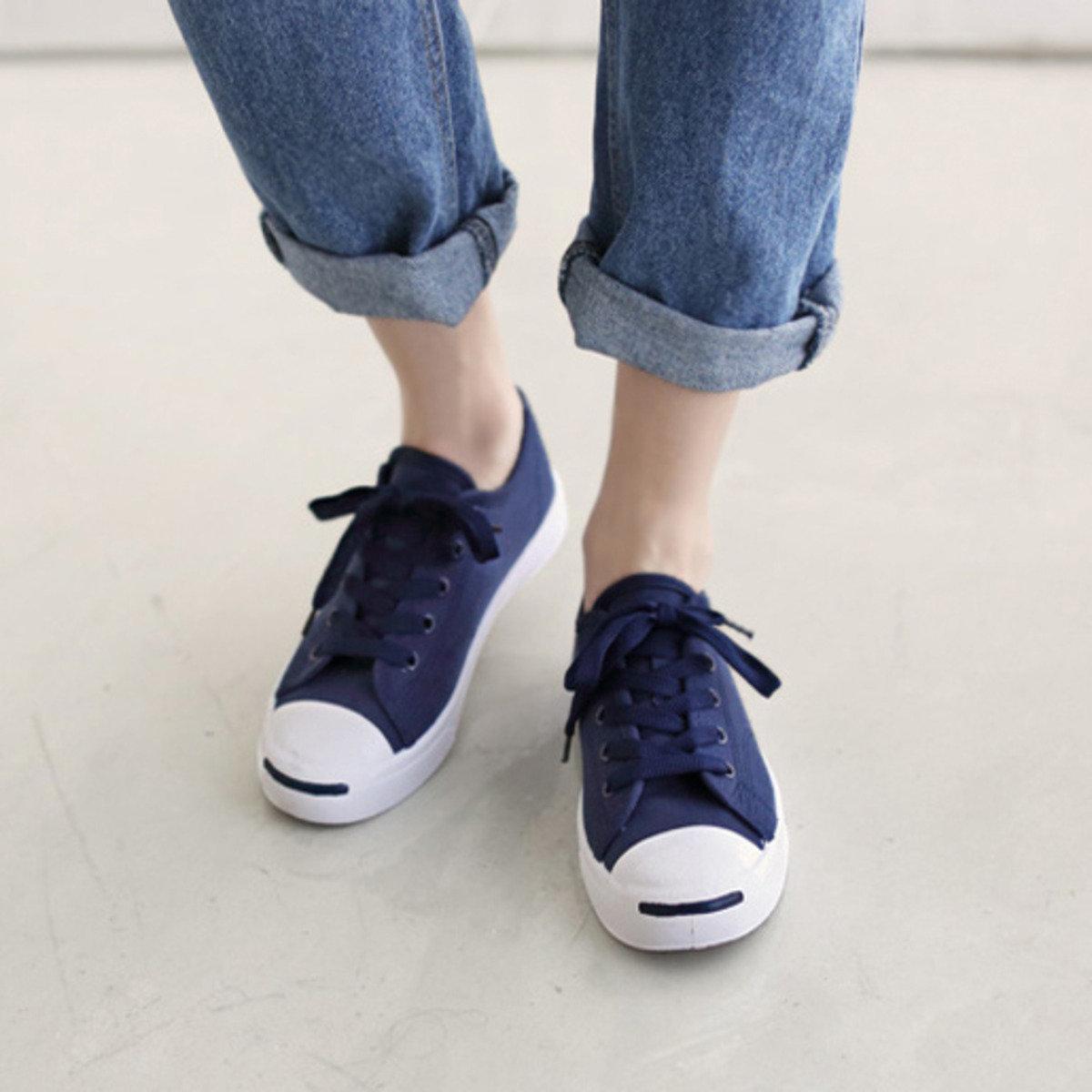 Deuce 綁帶情侶鞋 (女) H021721