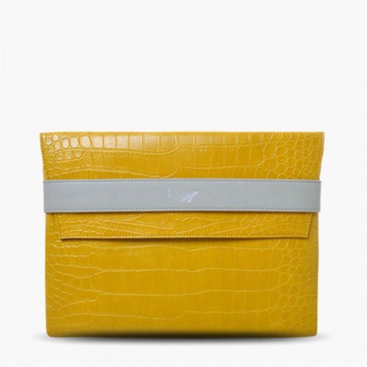 New Iann 手提包 (黃)_P00000FO