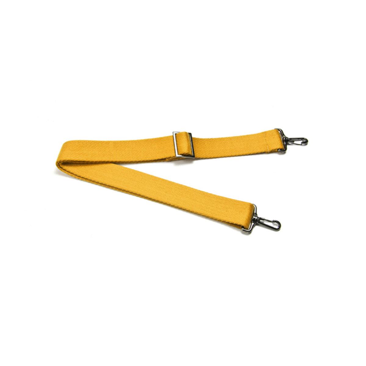 Webbing Strap_Vivid 手挽袋肩帶 (黃)