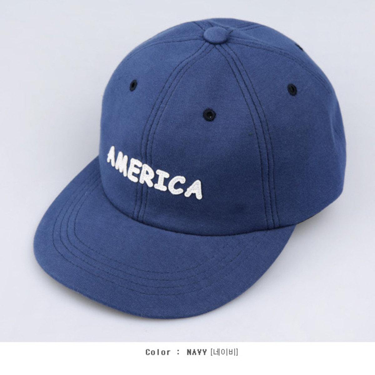 America 棒球帽_CA1_160219720