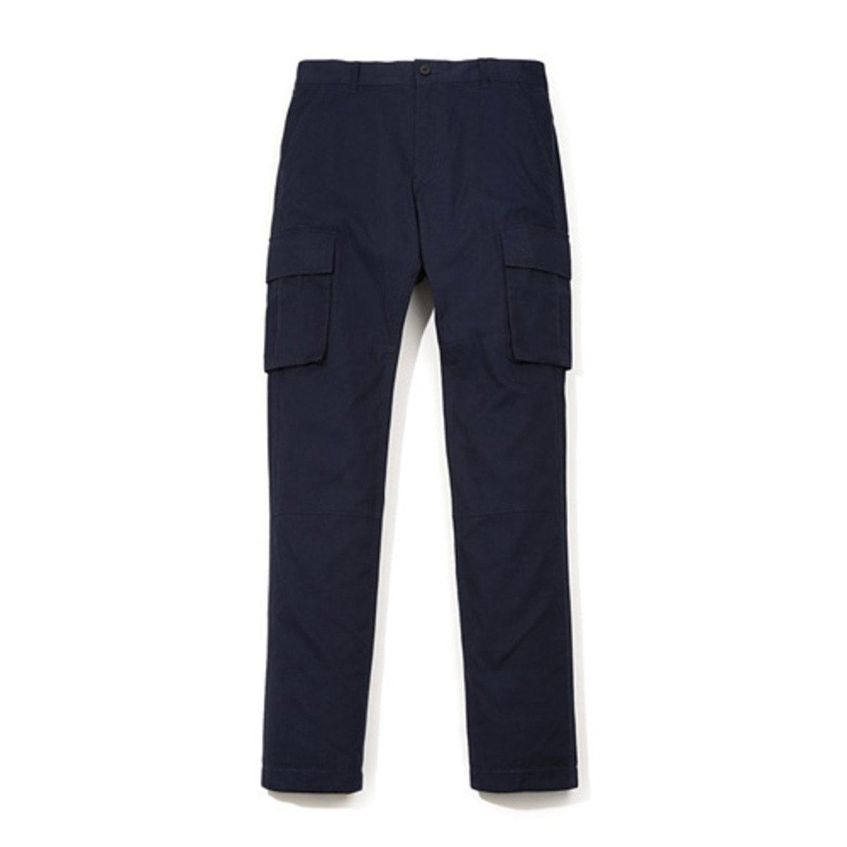 純棉工裝褲_深藍色PA2_150802819