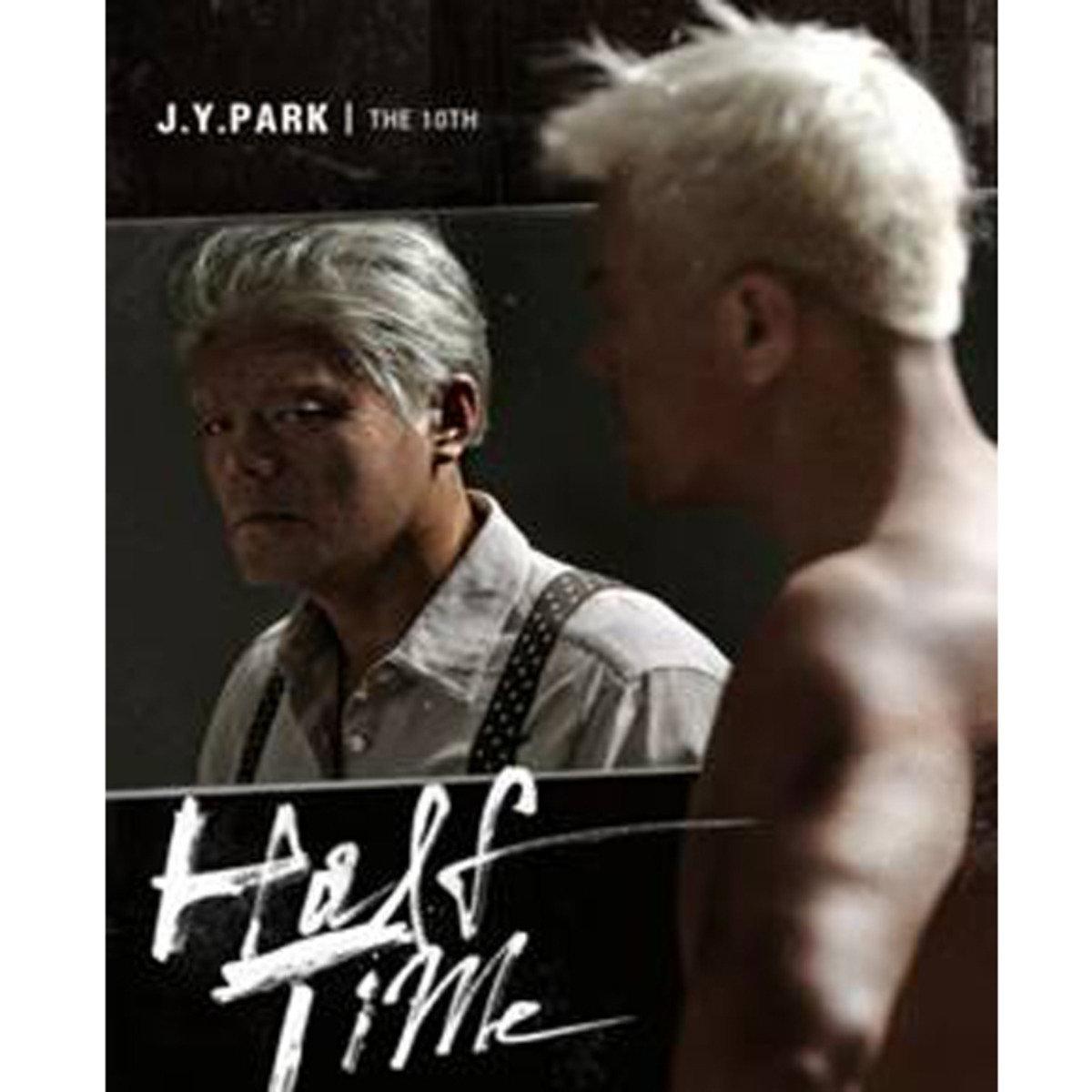 Park Jin Young - Vol.10 [Halftime]_46435
