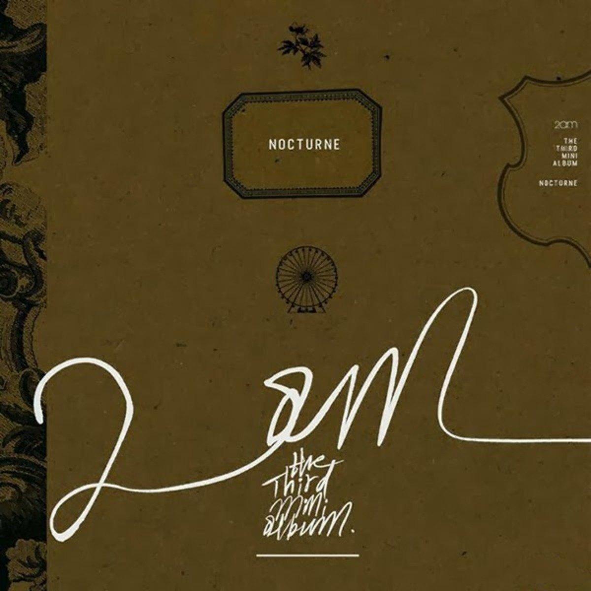 2AM - Mini Album Vol.3 [NOCTURNE] _47519