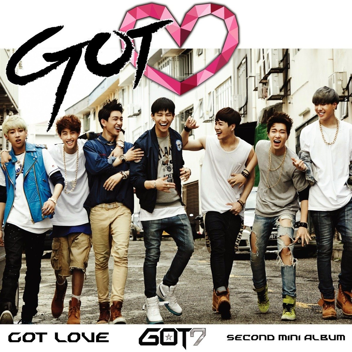 GOT7 - Mini Album Vol.2 [GOT♡]_GD00011400