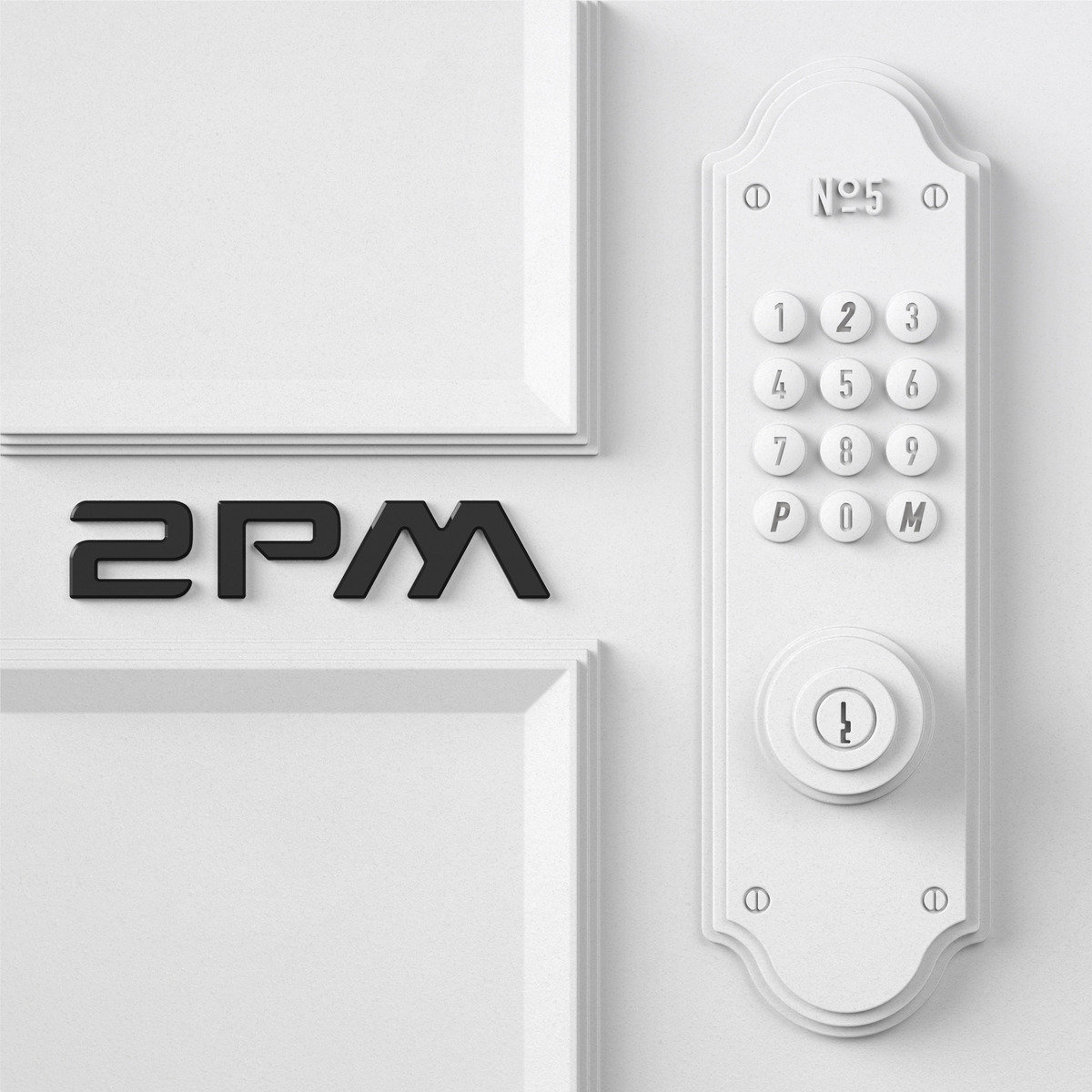 2PM - Album Vol.5 [NO.5]_DAY ver.(White)_GD00019606