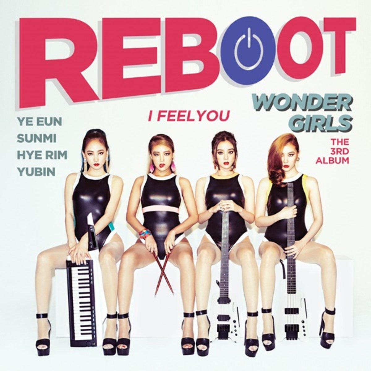 Wonder Girls - Vol.3 [REBOOT]_GD00020590
