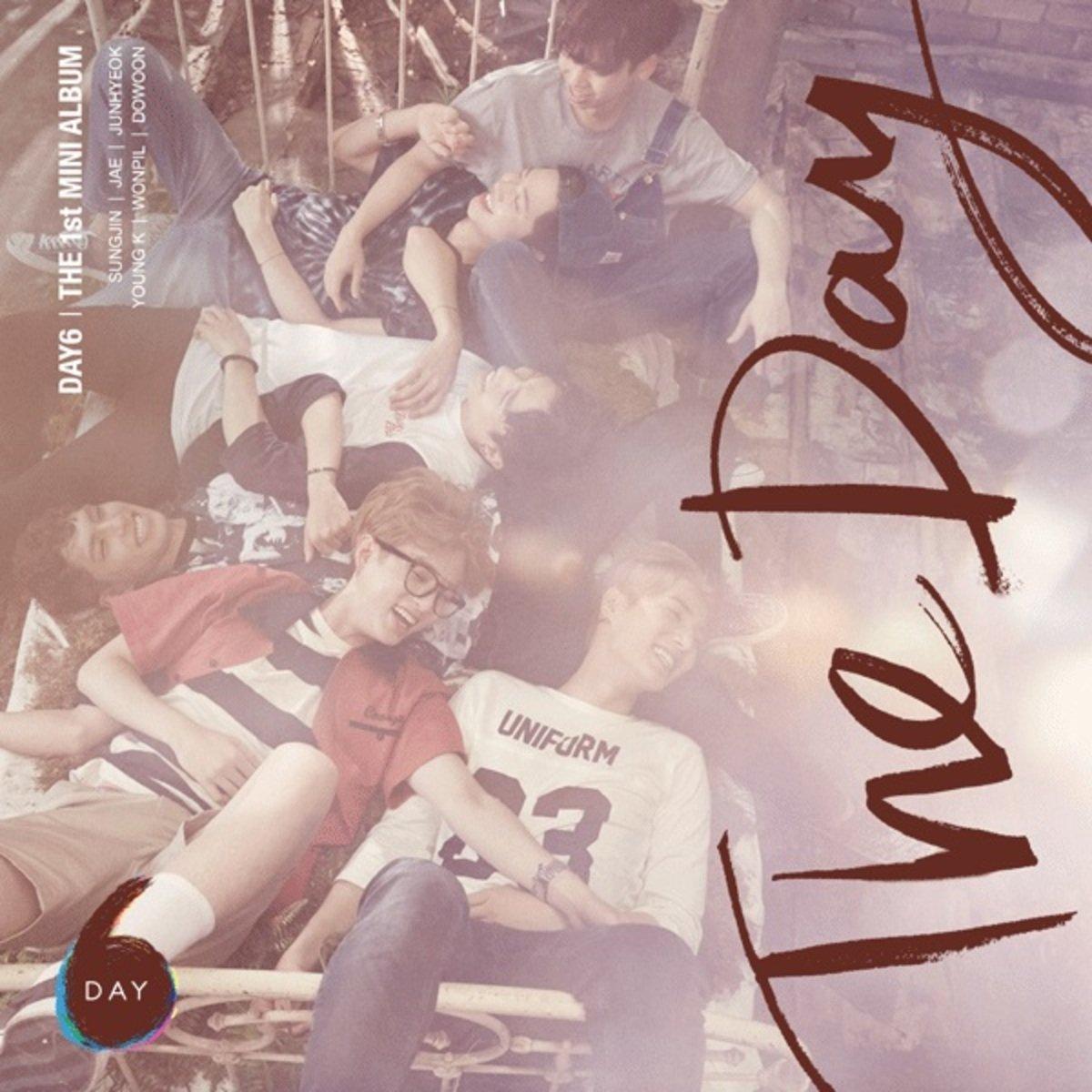 DAY 6- Mini Album Vol.1 [The Day]_GD00021294