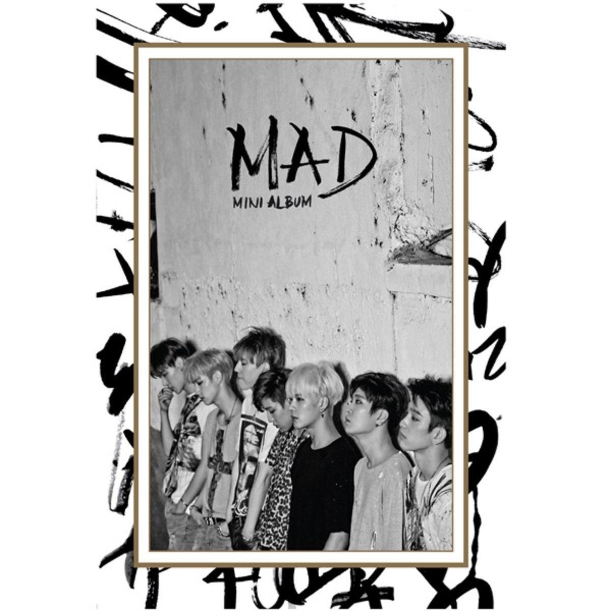 GOT7 - Mini Album [MAD] Vertical Ver._GD00021581