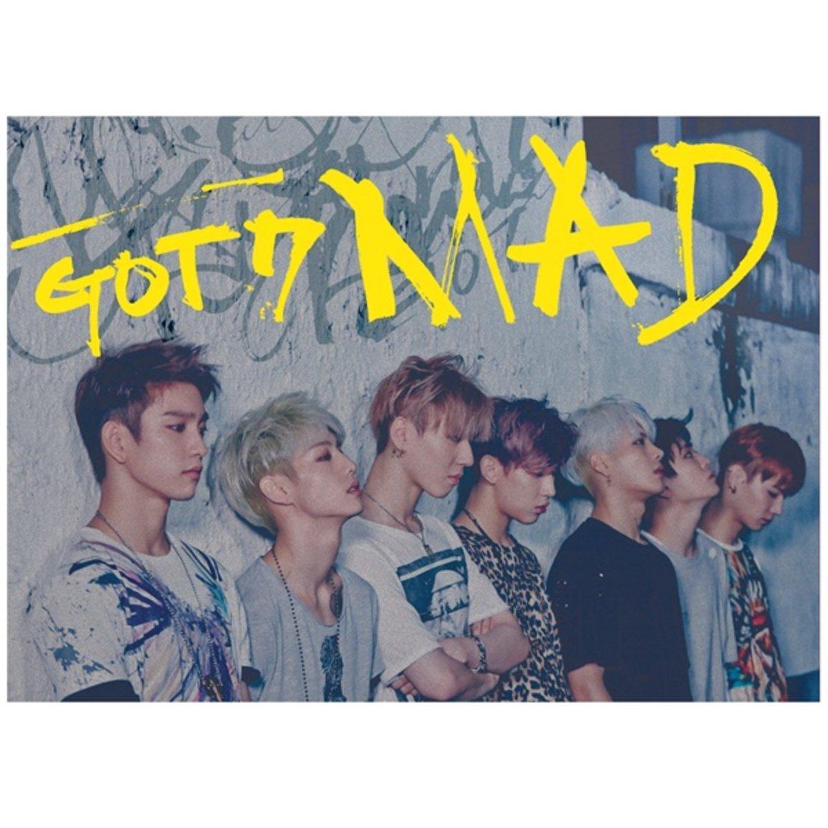 GOT7 - Mini Album [MAD] Horizontal Ver._GD00021587