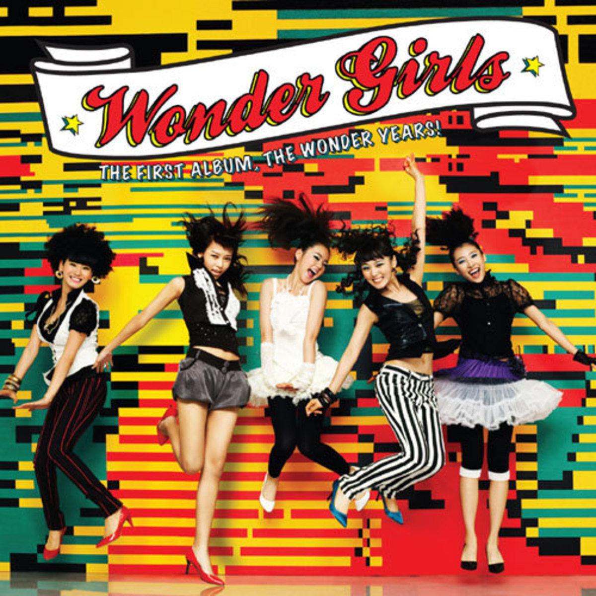 Wonder Girls - Vol.1 [The Wonder Years]_36333