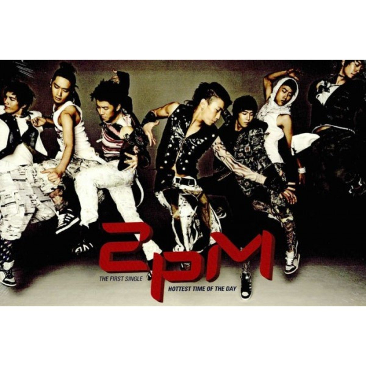 2PM - Single Album Vol.1 [Hottest Time Of The Day]_36339