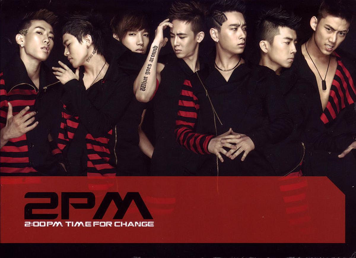 2PM - Single Album Vol.2 [2:00PM Time For Change]_36340