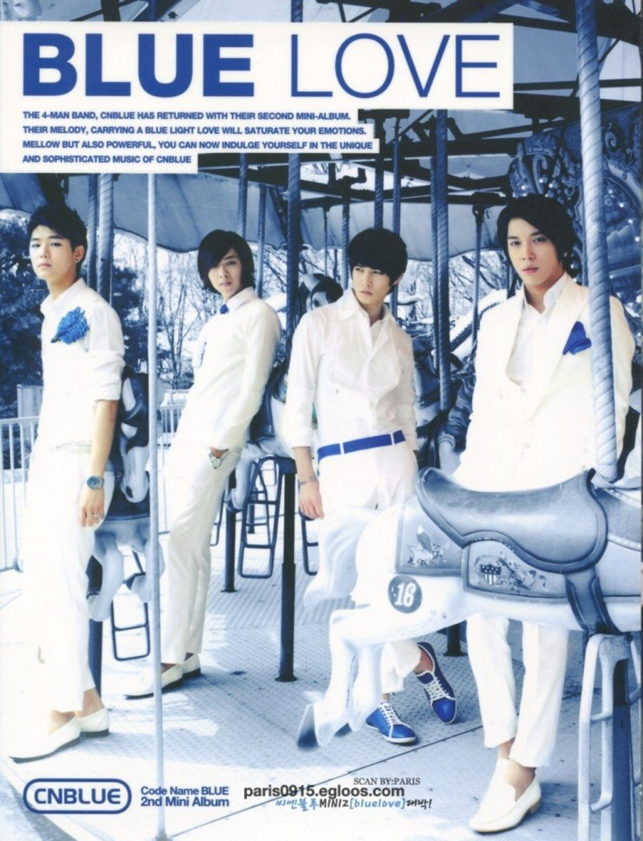 CNBLUE - Mini Album Vol.2 [Bluelove] _29750