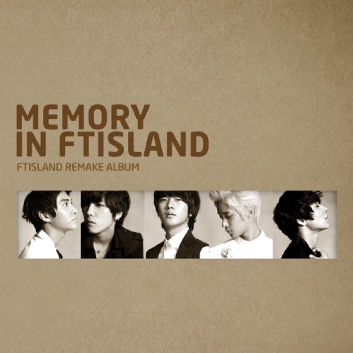 FTISLAND - Remake Album [Memory In FtIsland]_34294