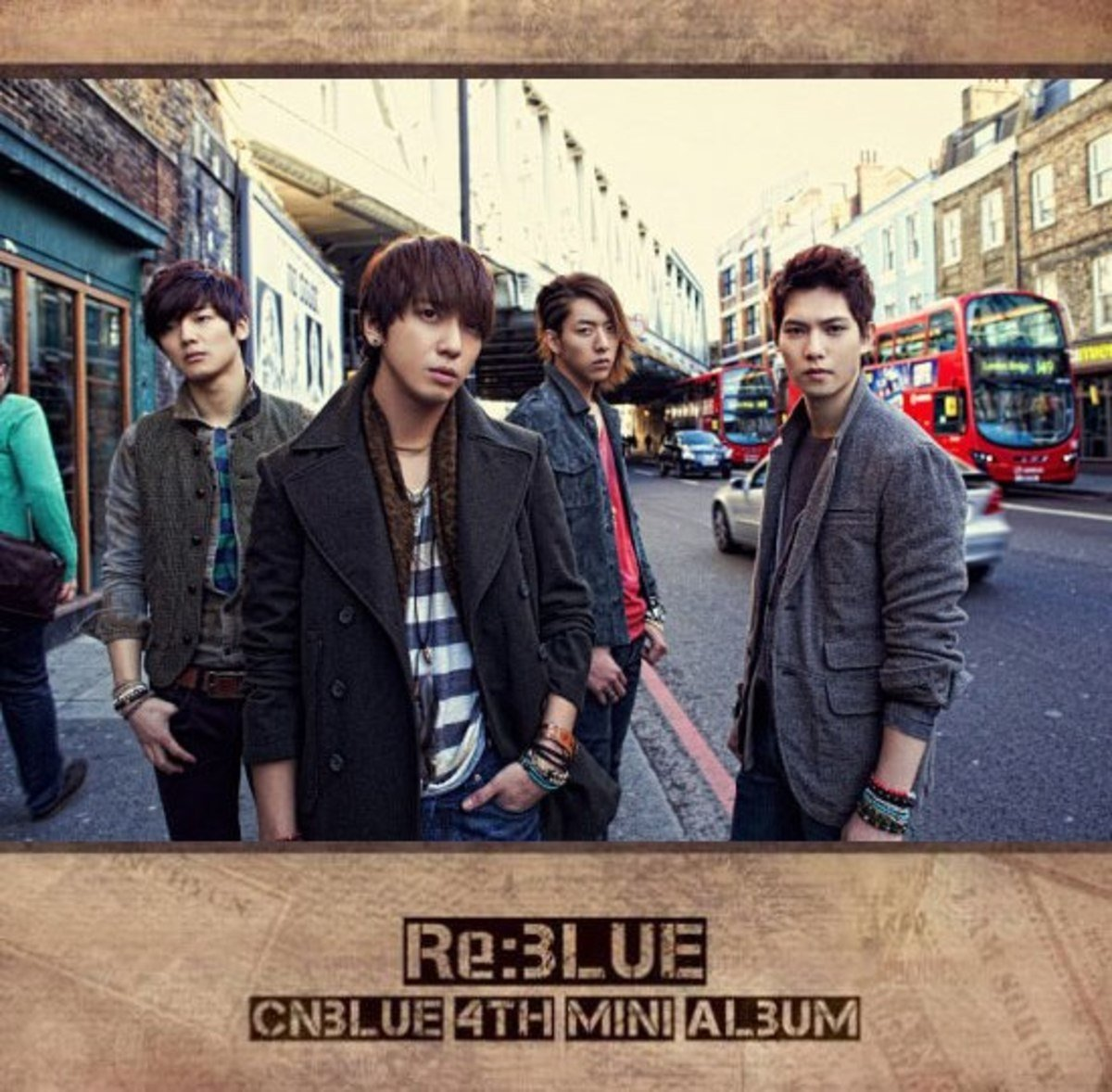 CNBLUE - Mini Album Vol.4 [Re:BLUE]_41957