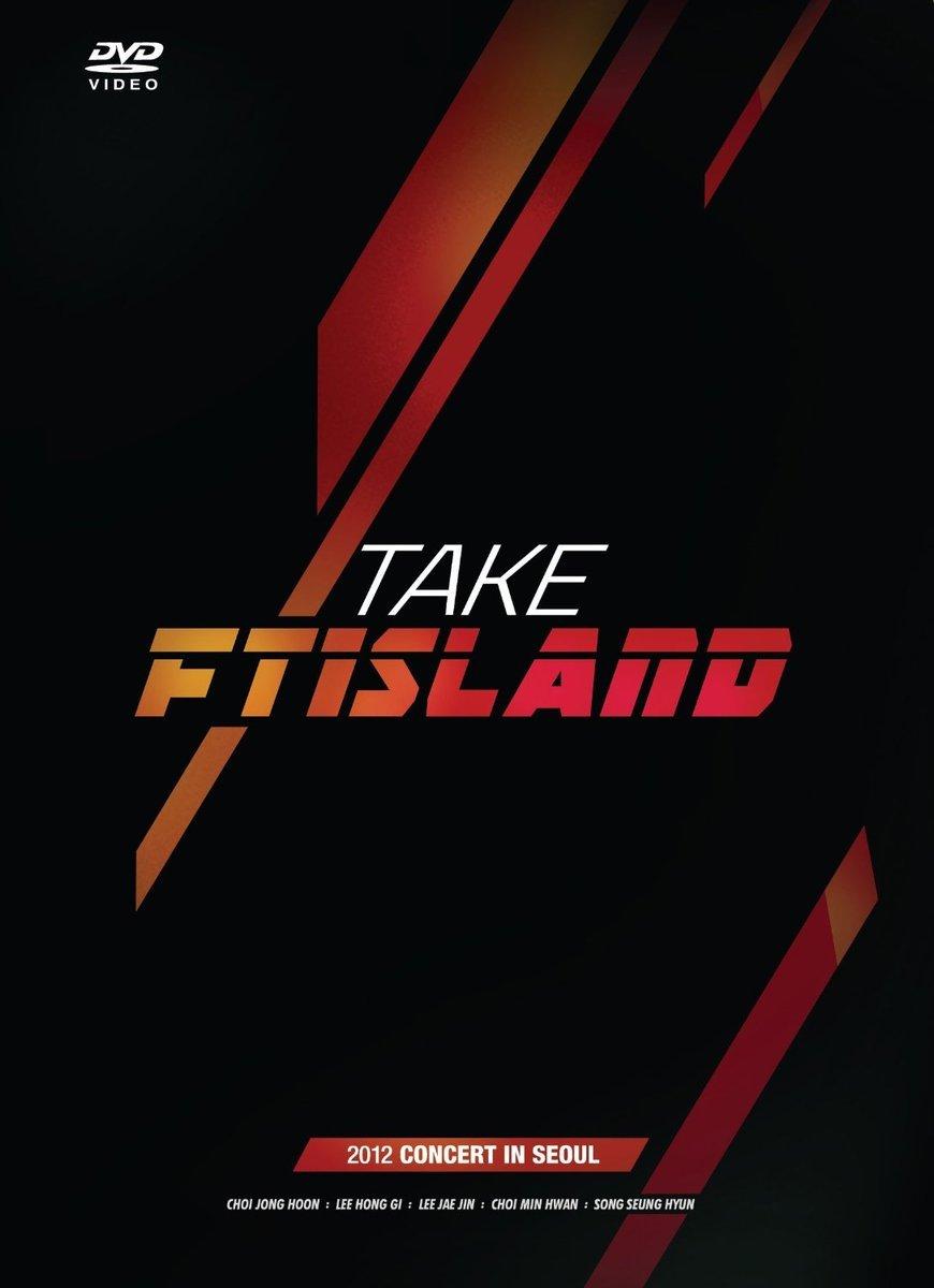 FTISLAND - 2012 FTISLAND Concert [TAKE FTISLAND] (2 DVD+Photobook)[DVD]_42464