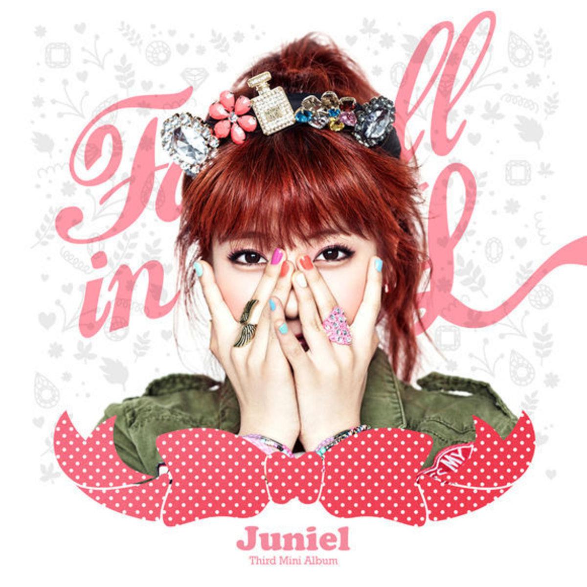 Juniel - Mini Album Vol.3 [Fall In L]_43612