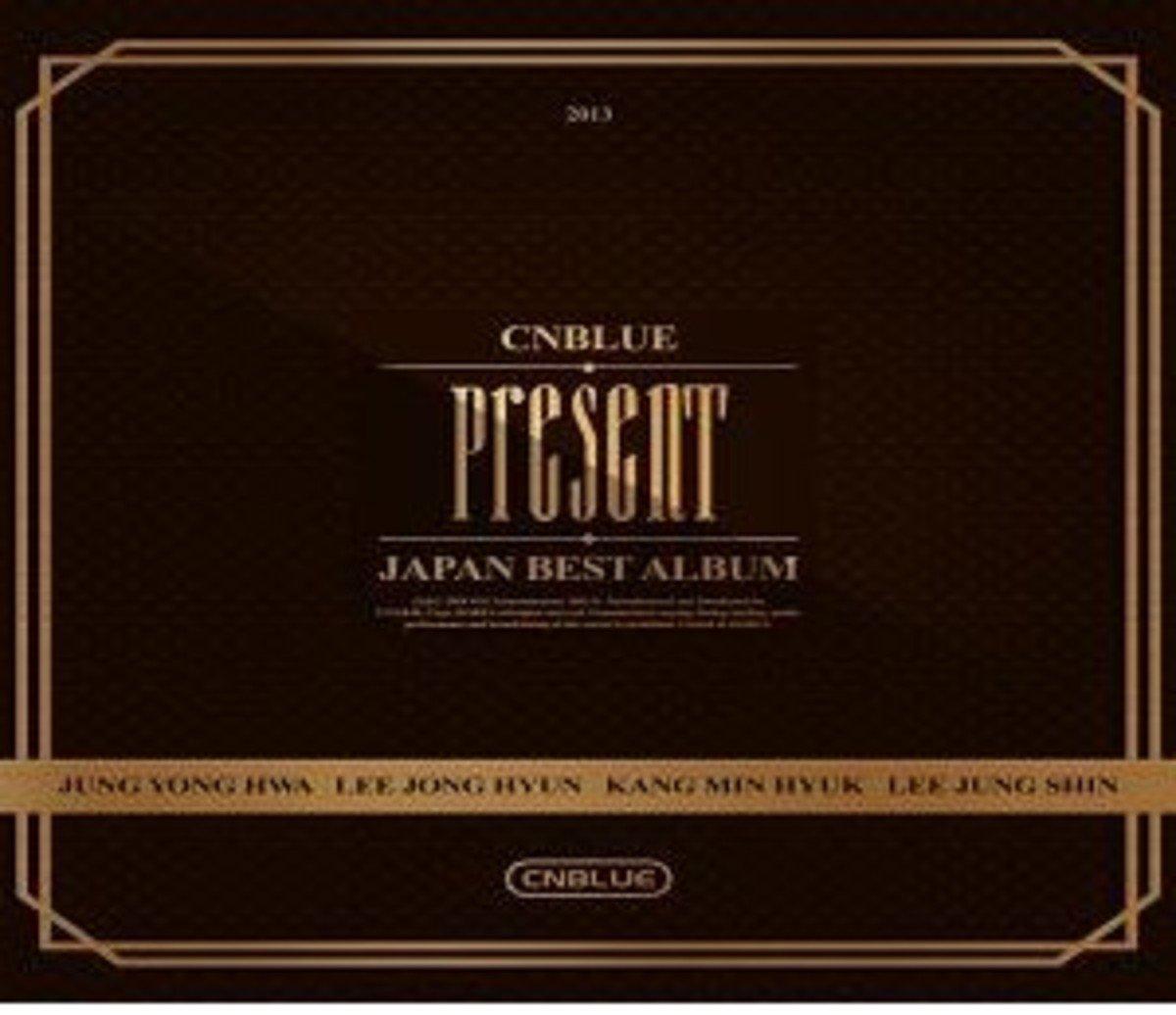 CNBLUE - JAPAN BEST ALBUM [PRESENT] _47500