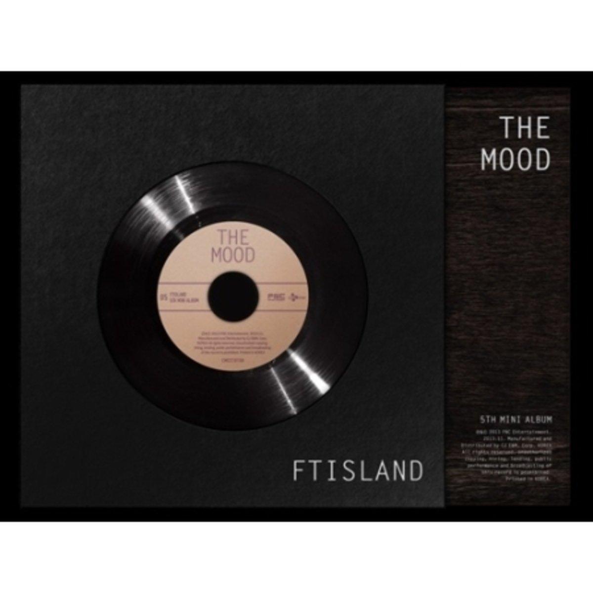 FTISLAND - Mini Album Vol.5  [THE MOOD]_47371
