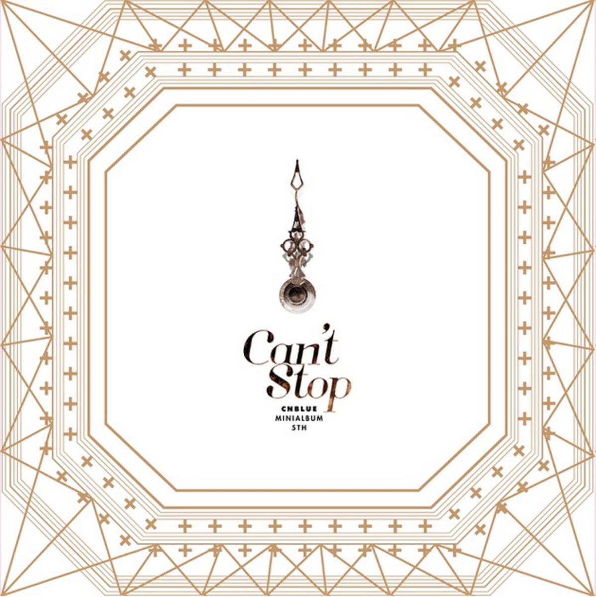 CNBLUE - Mini Album Vol. 5 [Can't Stop Special] _48722