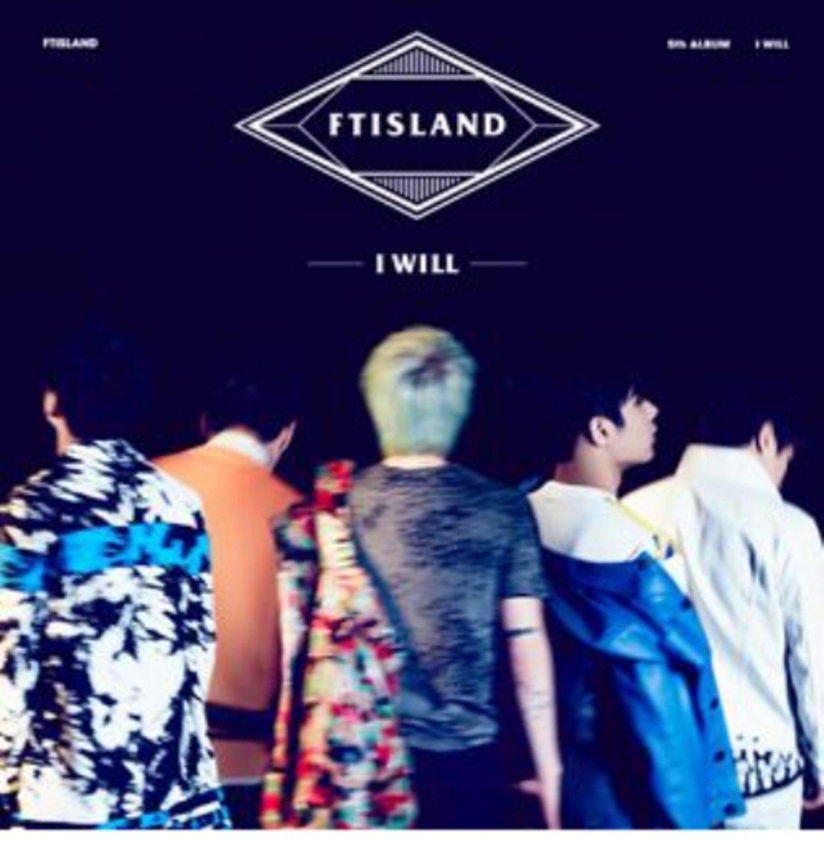 FTISLAND - Vol.5 [I WILL]_GD00017473