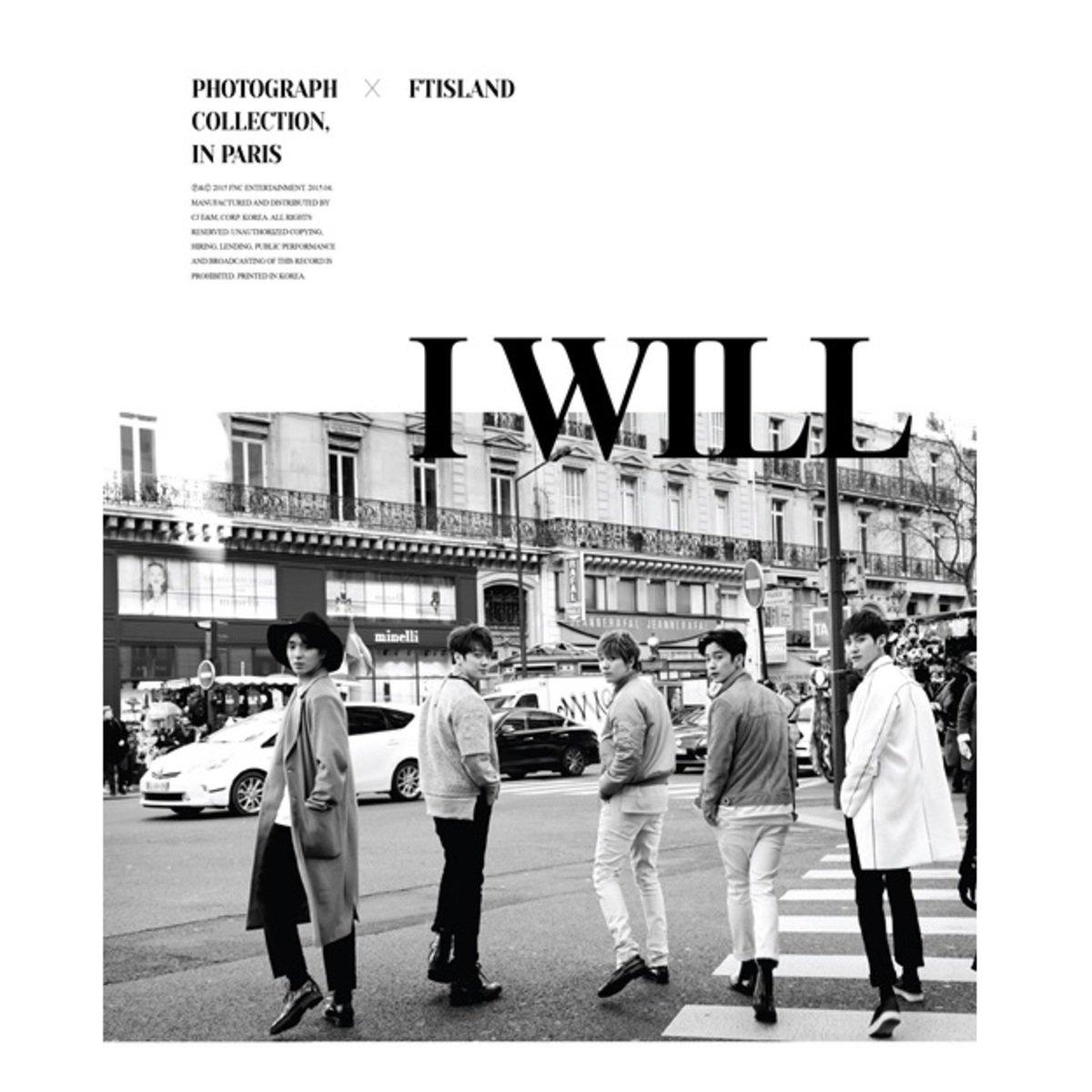 FTISLAND - Vol.5 [I WILL] (Speicial Ver.)_GD00018205
