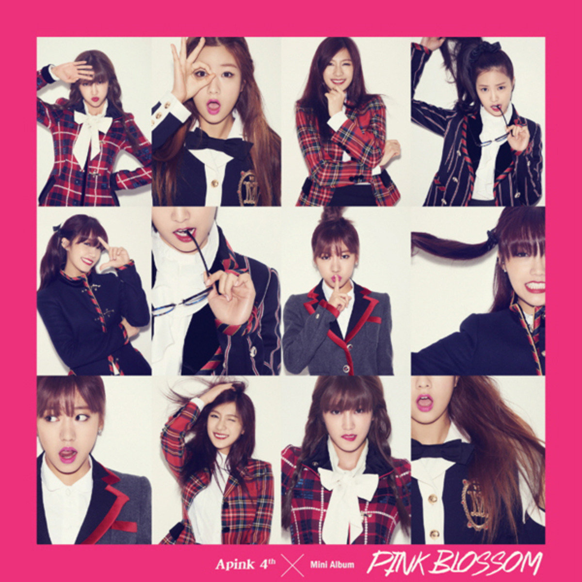 Apink - Mini Album Vol.4 [Pink Blossom] (+ Booklet + Photocard + Special Card) _48767