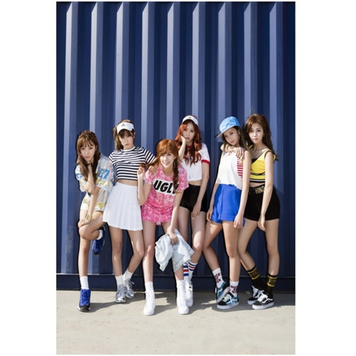 Apink - Vol.2 [Pink MEMORY] Red Ver._GD00020265