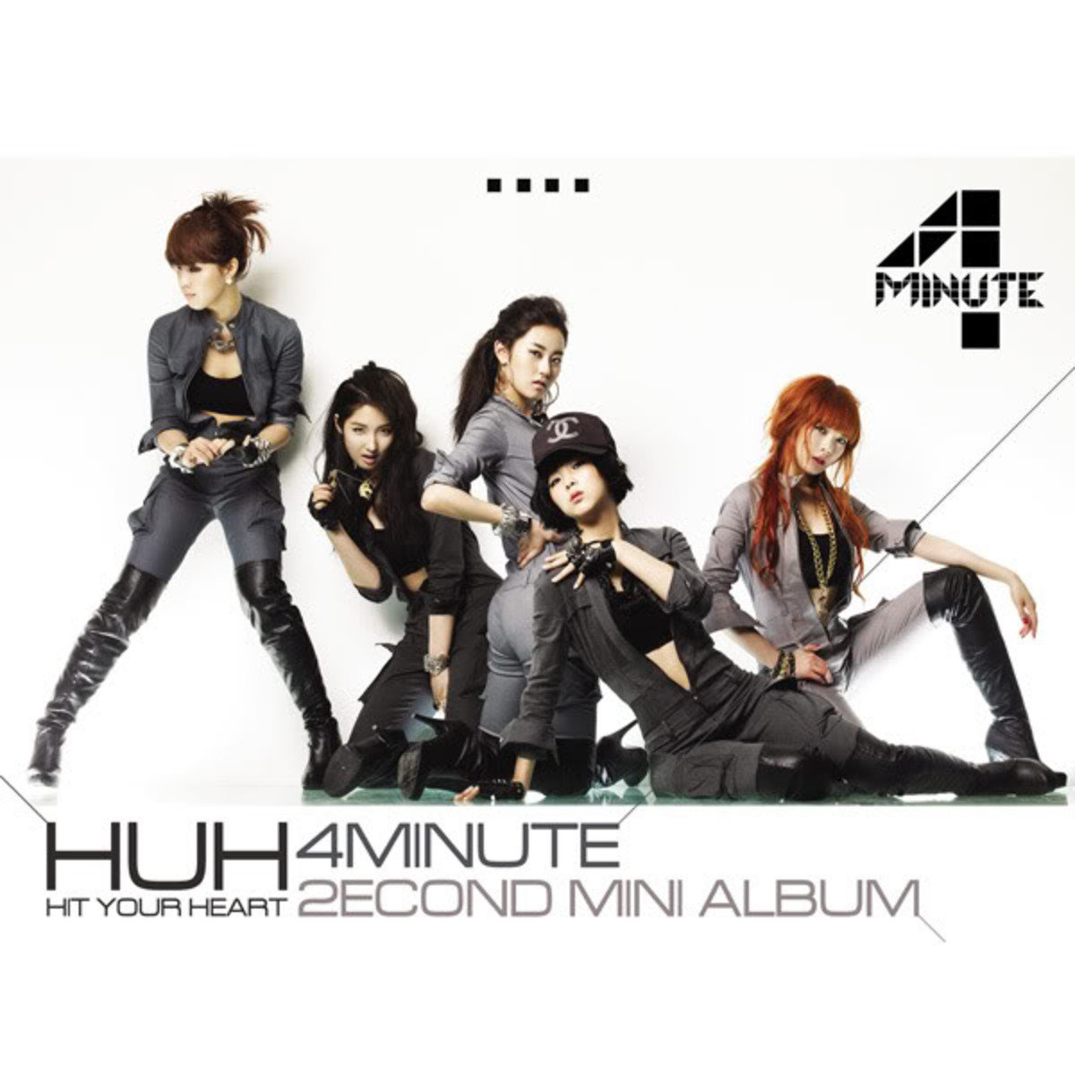 4Minute  - Mini Album Vol.2 [Hit Your Heart]_29893