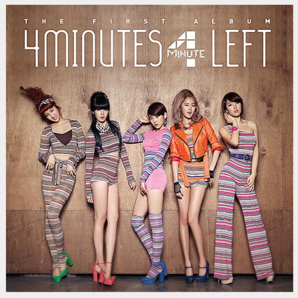 4Minute - Vol. 1 [4Minutes Left]_32811