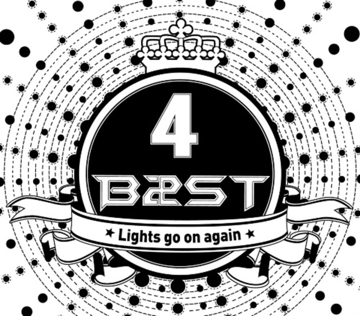 Beast - Lights Go On Again (Deluxe Special Asian Edition)_32518