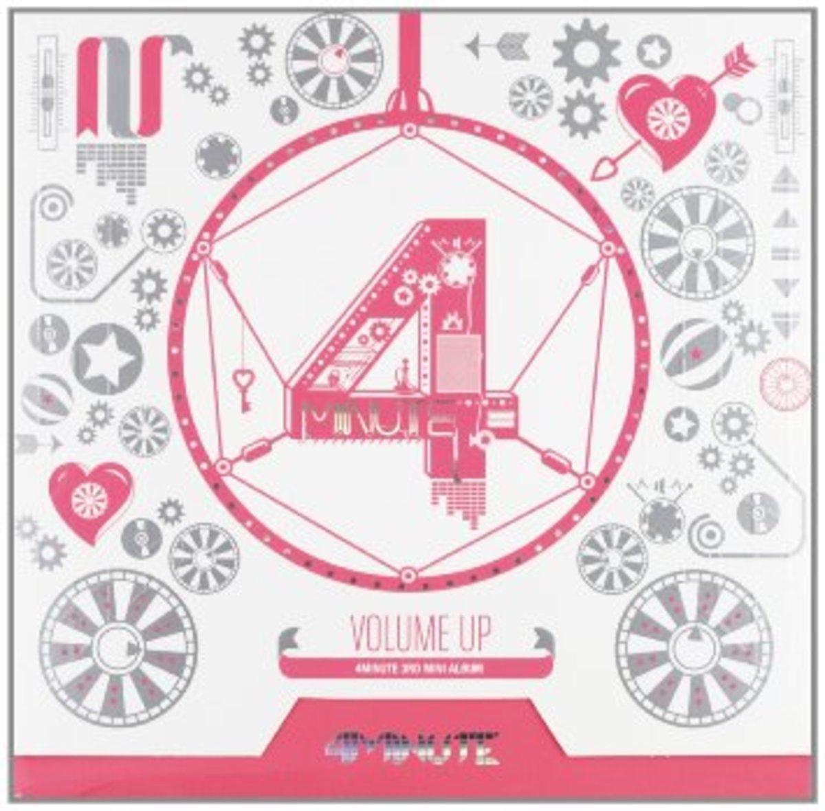 4Minute - Mini Album Vol.3 [Volume Up]_36091