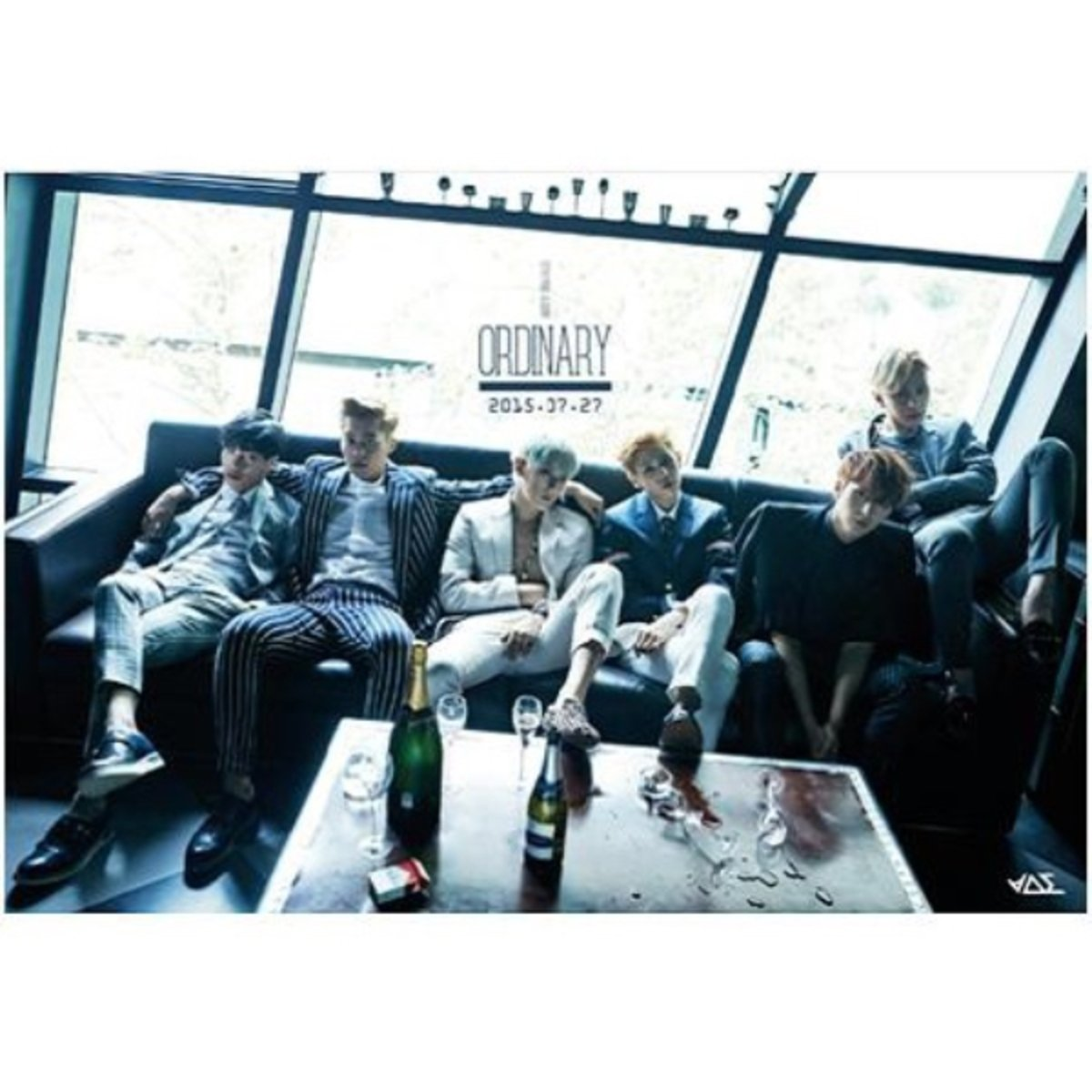 Beast - Mini Album Vol.8 [Ordinary] (A Ver.)_GD00020503