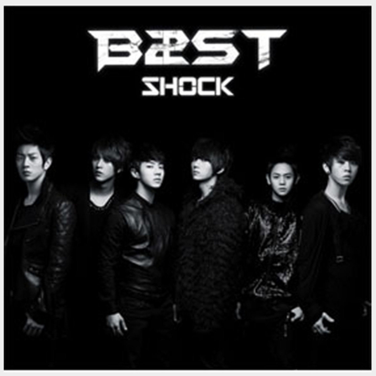 Beast - Shock [Limited Japan Video (A)Version](CD+DVD)_33751