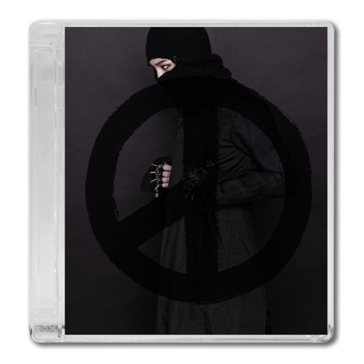G-Dragon - Vol.2 [COUP D`E TAT] (Black Ver) [+Booklet+SPACE8 Ticket]+Photocard(1p)_8809269502353