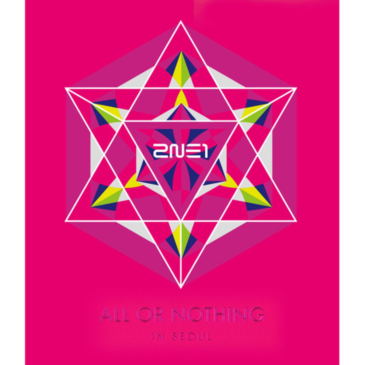 2NE1 - 2014 2NE1 WORLD TOUR LIVE CD [ALL OR NOTHING in SEOUL]_8809269503183