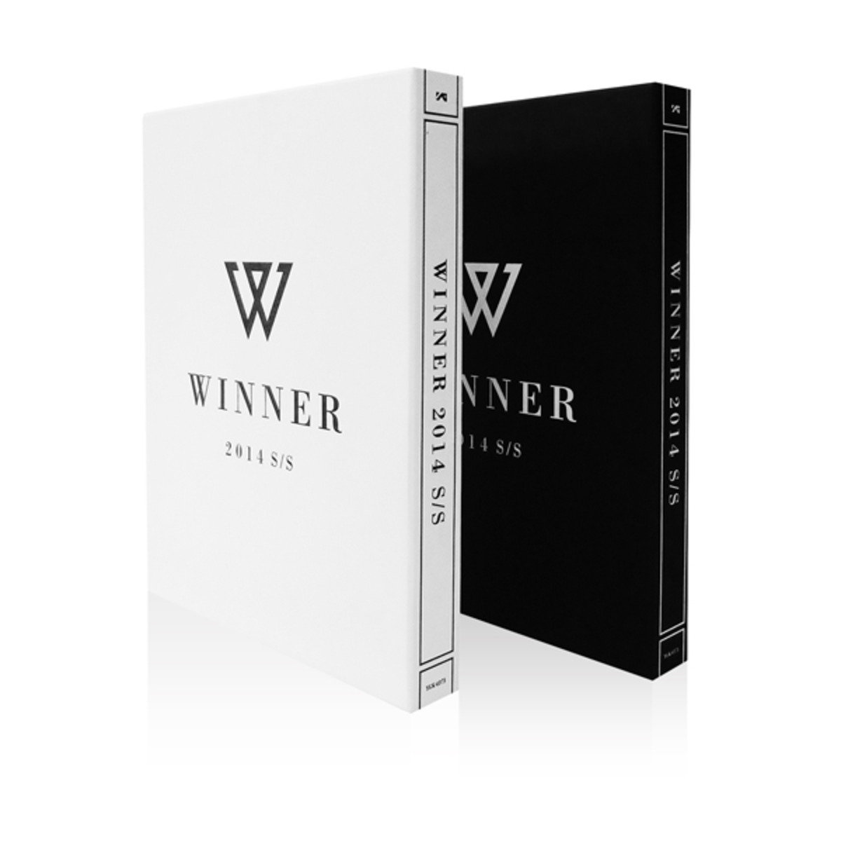 WINNER - DEBUT ALBUM [2014 S/S] (LIMITED EDITION)_White Ver._8809269503626