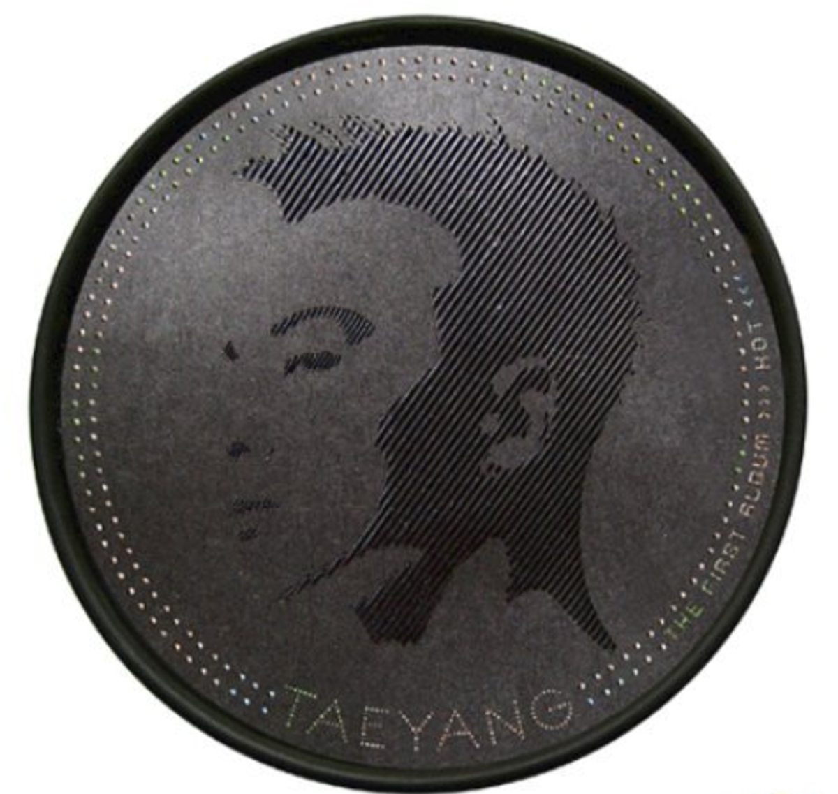 Tae Yang - Mini Album Vol.1 [Hot] _8809314510487