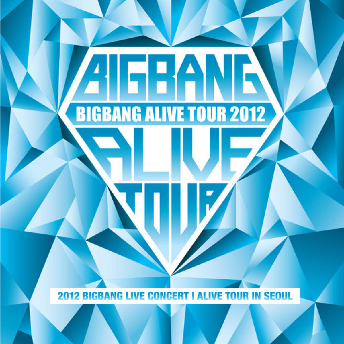 BIGBANG -  2012 Big Bang Live Concert [Alive Tour In Seoul] [Booklet+YG Family Card(First Limited)]_