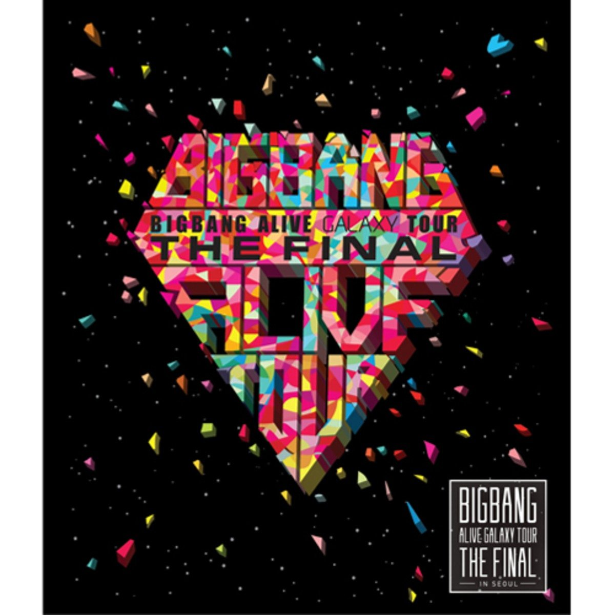 BIGBANG -  2013 Alive Galaxy Tour Live CD [The Final In Seoul](2CD/Limited Edition)_8809314512566