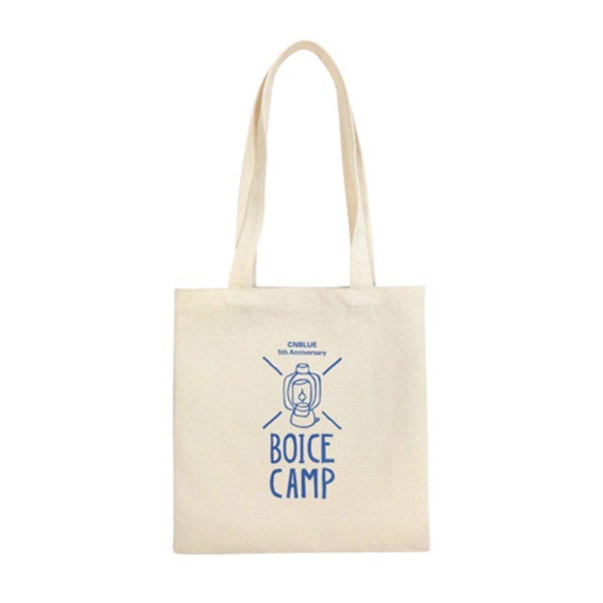 CNBLUE BOICE CAMP 環保袋_GD00016722