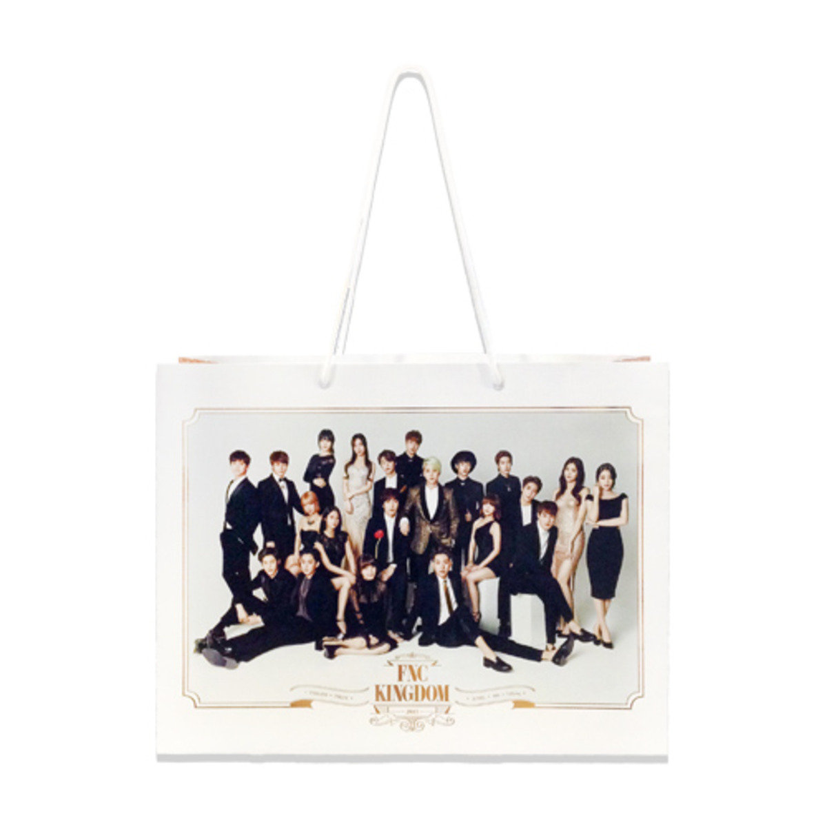 FNC KINGDOM - 購物袋_GD00019663