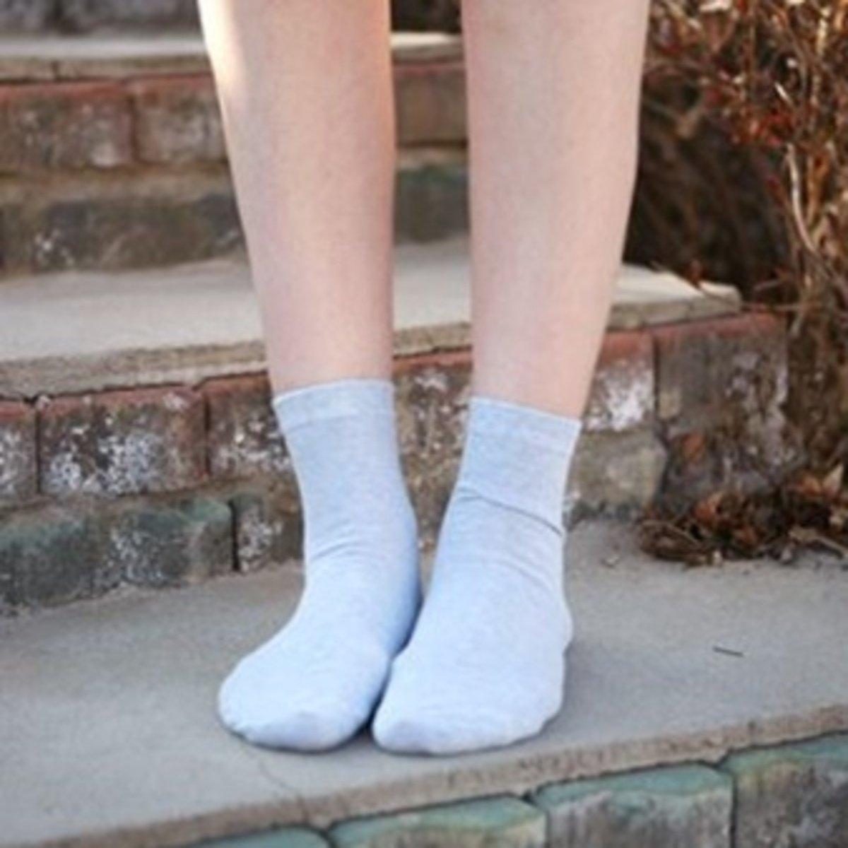 Apink - Simple Colour Socks_GD00015882