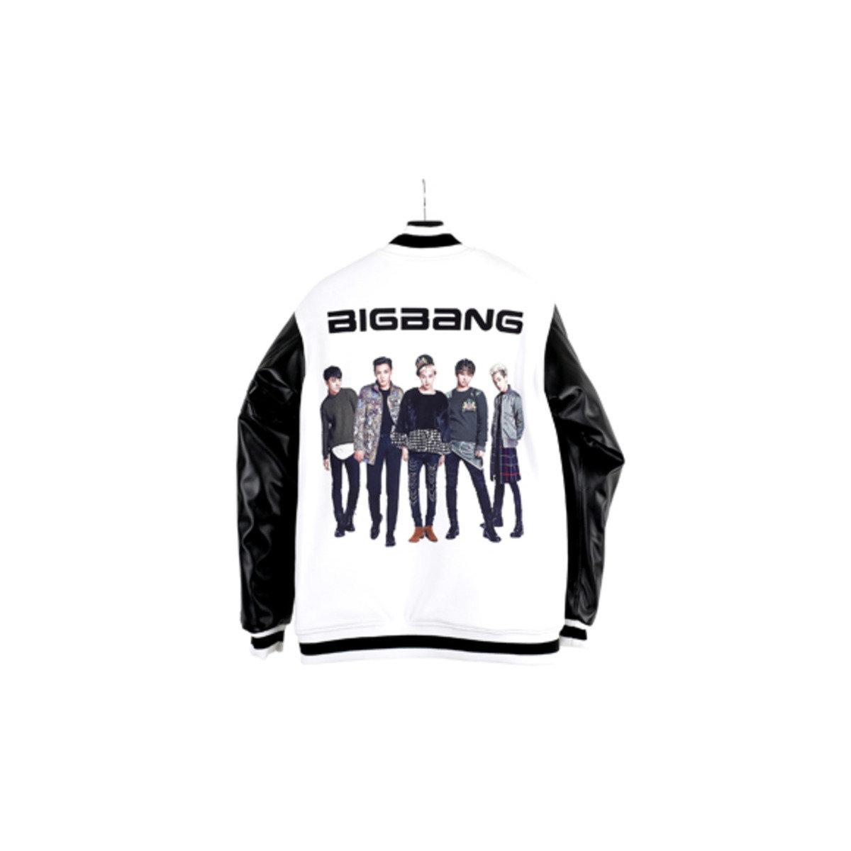 BIGBANG +a 棒球外套(M) (限量版) _48281