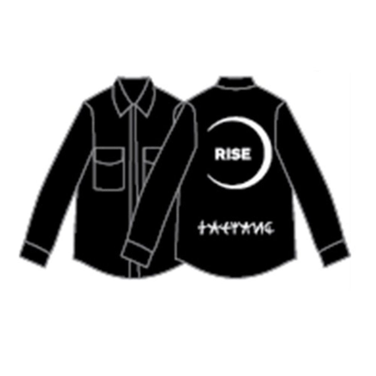 2014 TAEYANG RISE - 長恤衫GD00013367