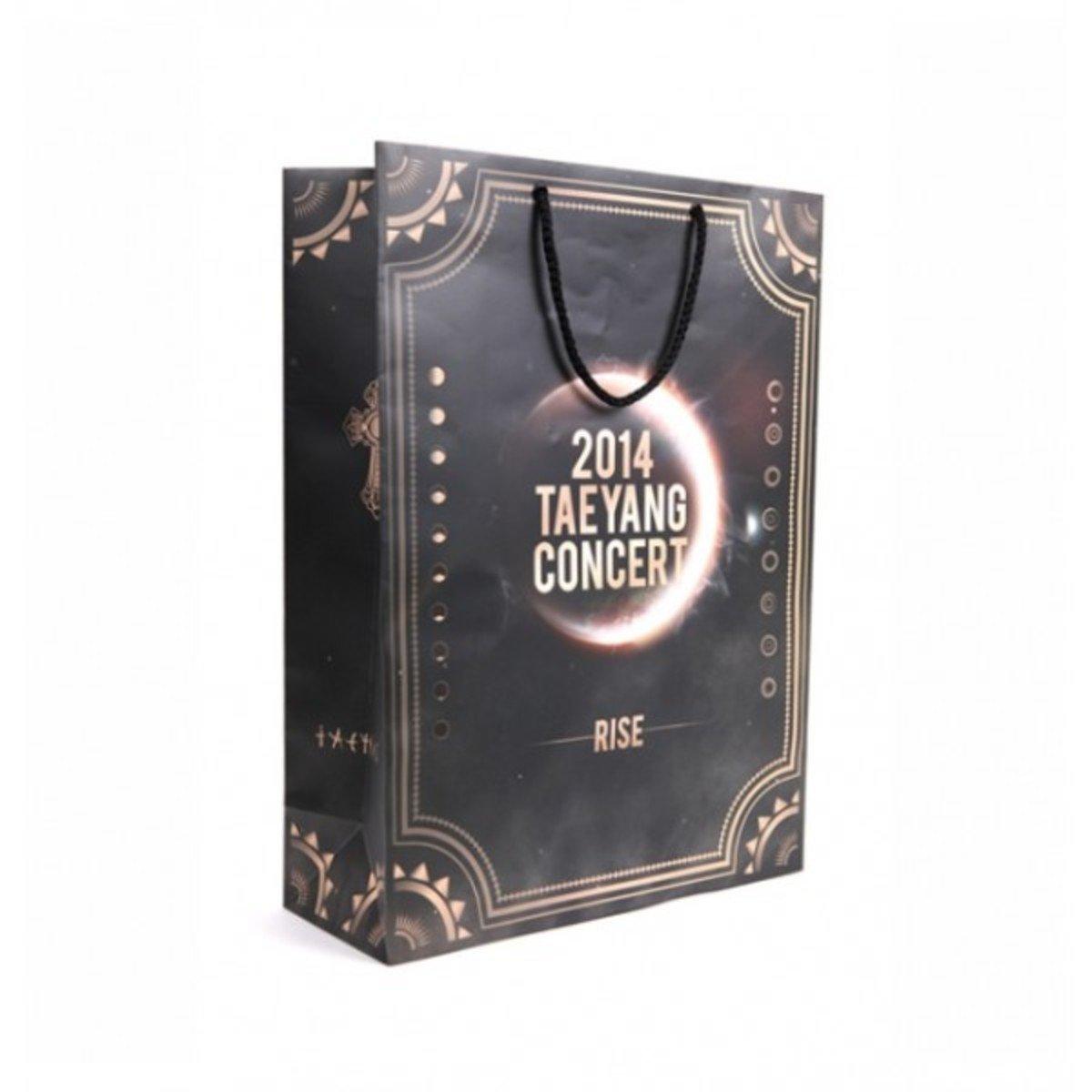 2014 TAEYANG RISE - 購物袋_GD00013404