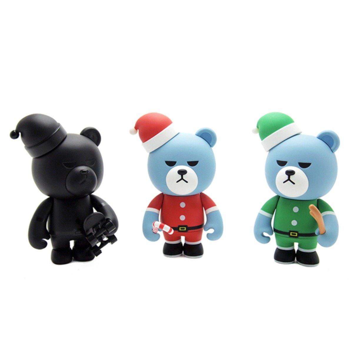 KRUNK聖誕玩具熊(1隻/隨機) _GD00015300